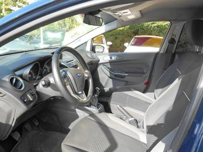 FORD FIESTA 1.25 60 photo #8