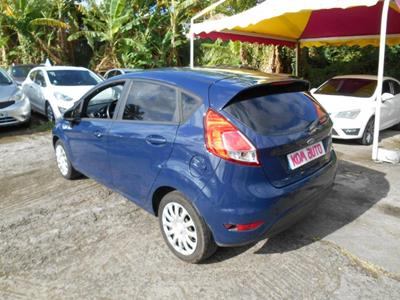 FORD FIESTA 1.25 60 photo #6