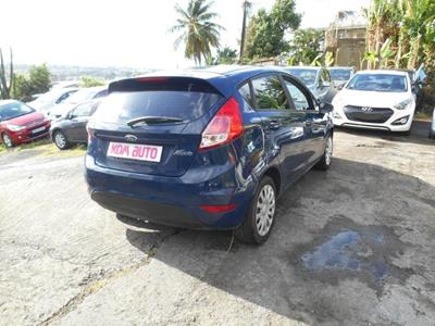 FORD FIESTA 1.25 60 photo #7