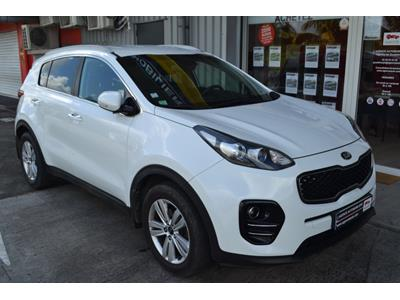 KIA SPORTAGE Sportage 1.7 CRDi 115 ISG 4x2 Premium Business photo #2