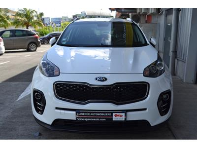 KIA SPORTAGE Sportage 1.7 CRDi 115 ISG 4x2 Premium Business photo #3
