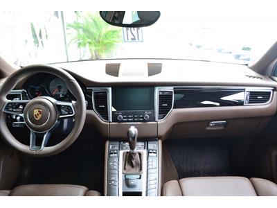 PORSCHE MACAN Macan Diesel 3.0 V6 258ch S PDK photo #8