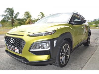 HYUNDAI KONA Kona 1.0 T-GDi 120 LIMITED EDITION photo #4