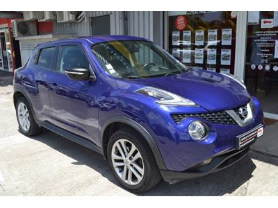 NISSAN JUKE Juke 1.2e DIG-T 115 Start/Stop System Acenta photo #8
