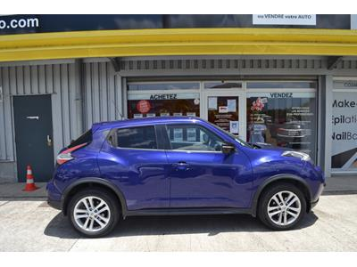 NISSAN JUKE Juke 1.2e DIG-T 115 Start/Stop System Acenta photo #11