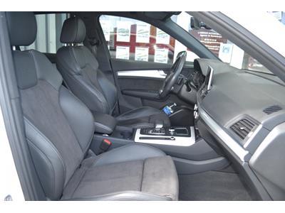 AUDI Q5 2.0 TDI 190 S tronic 7 Quattro photo #10