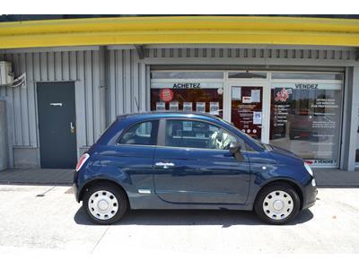 FIAT 500 1.2 8V 69 ch Lounge photo #8
