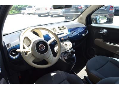 FIAT 500 1.2 8V 69 ch Lounge photo #9