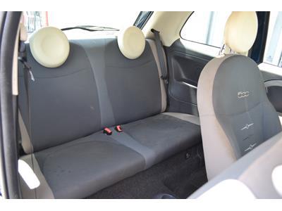 FIAT 500 1.2 8V 69 ch Lounge photo #10
