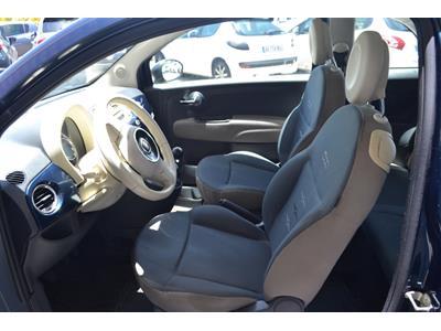 FIAT 500 1.2 8V 69 ch Lounge photo #11
