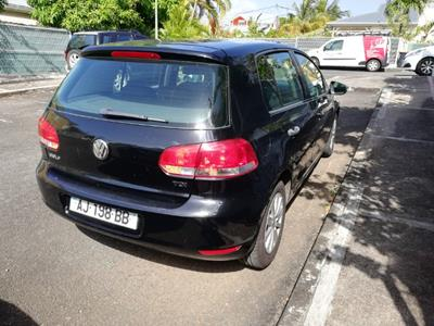 VOLKSWAGEN GOLF 6 photo #4