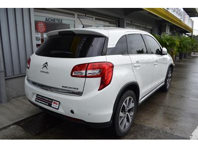 CITROEN C4 AIRCROSS seduction 1.6 photo #5
