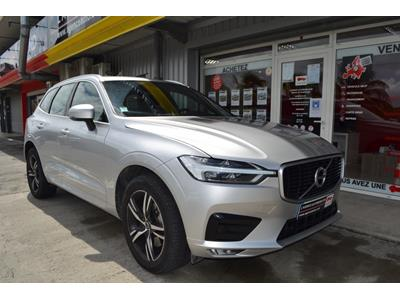 VOLVO XC60 D4 AWD 197 ch Geartronic 8 R-Design photo #2