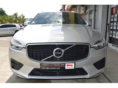 VOLVO XC60 D4 AWD 197 ch Geartronic 8 R-Design photo #3