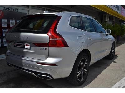 VOLVO XC60 D4 AWD 197 ch Geartronic 8 R-Design photo #7