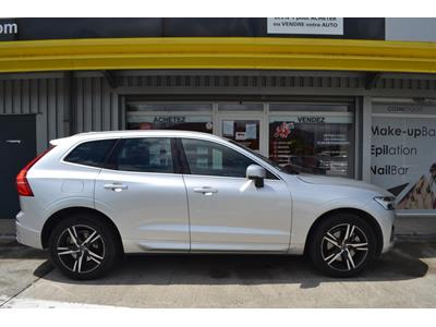 VOLVO XC60 D4 AWD 197 ch Geartronic 8 R-Design photo #8
