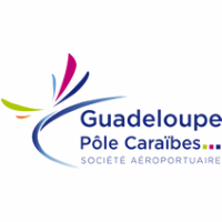 Logo Aéroport Guadeloupe Pôle Caraïbes
