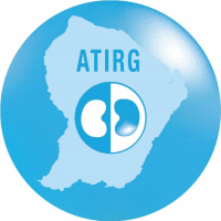 Logo A.T.I.R.G - Association Traitement Insuffisance Rénale en Guyane