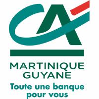 Logo Crédit Agricole Martinique Guyane