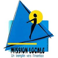 Logo Mission Locale Guadeloupe