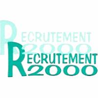 Logo Recrutement 2000