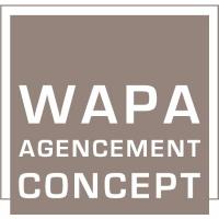 Logo Wapa Agencement Concept