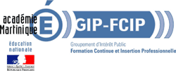 GIP FCIP Académie Martinique