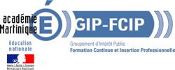 GIP FCIP Académie Martinique